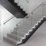 Escaleras vidrio carbone