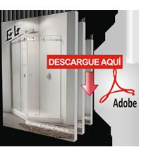 Catálogo Vidrios Estándar Puertas de Baño