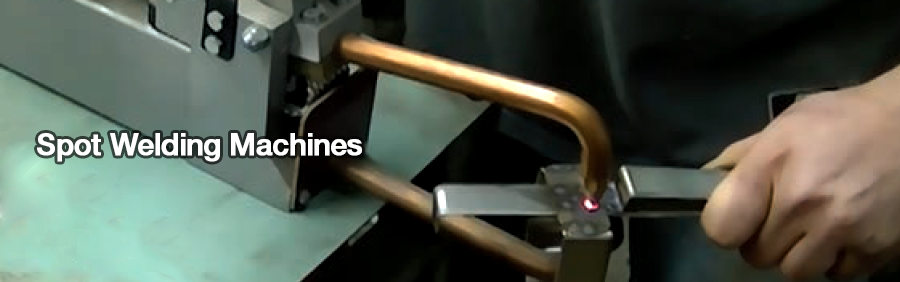 Spot Welding Machines