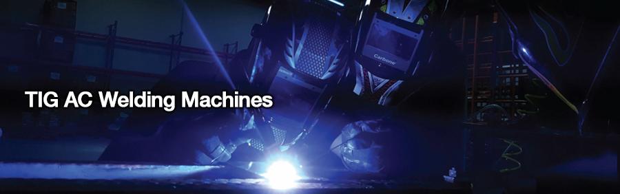 TIG AC Welding Machines