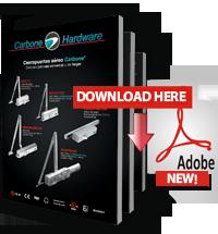 Carbone Overhead Door Closer Systems Catalog