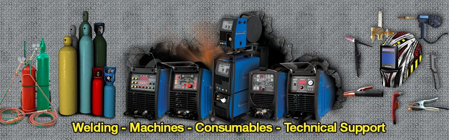 Welding Machines and Supplies