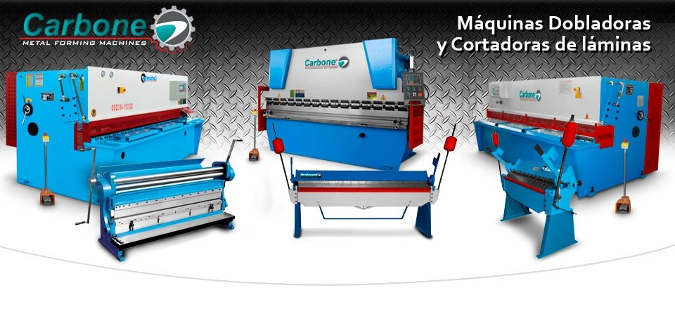 Metal Forming Machines Carbone