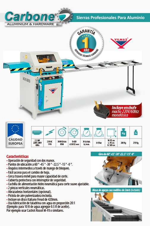 Up-cutting Saw Machine