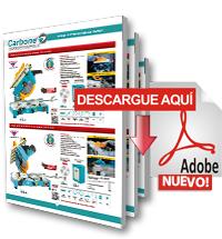 Catálogo Sierra Eléctrica Portátil