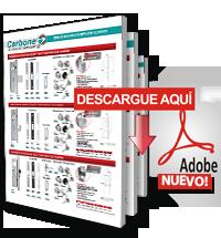 Catálogo Cerraduras para Puertas de Aluminio
