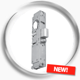HEAVY DUTY LOCKS WITH LATCH