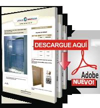 Catálogo Kit de Puertas de Baño YLM