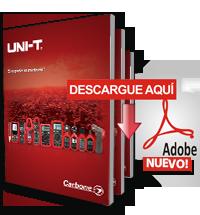 Catálogo UNI-T Herramientas de Medición